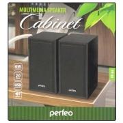 Колонки PERFEO PF-84-BK Cabinet