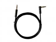 AUX кабель 3.5 мм штекер-штекер угловой