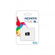 Micro sd карта 8 gb A-Data class 10 без адаптера