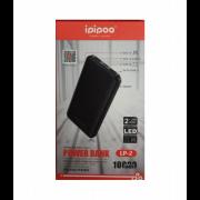 резервная батарея Power bank 10000 mAh IPIPOO  LP-2