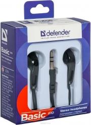 Наушники DEFENDER Basic 610