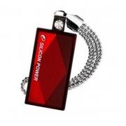 Флеш-накопитель USB  32GB  Silicon Power  Touch 810 красная