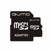 usb карта памяти Qumo  class 10, 4gb