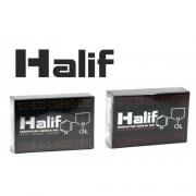 Беcтабачная  смесь для кальяна Halif Double Apple 45 гр