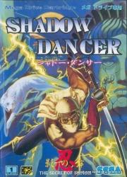 картридж (кассета) на SEGA (сега) Shadow Dancer (бродилка)