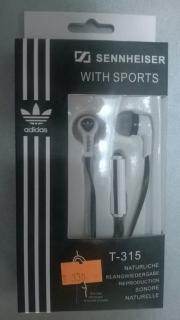 Sennheiser (сенхайзер) Adidas T-315