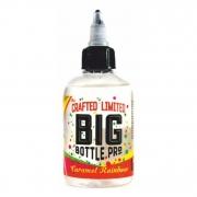 """Жидкость для Электронных сигарет """" Big bottle pro"""" Caramel rainbow  емкость 120 мл, никотин 3 мг"""
