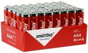 элемент питания smartbuy lr03 bulk 40