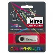 Флеш-накопитель USB 16 gb Mirex ELF чёрный (ecopack)