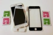 защитное стекло iphone  6-7 ( 3D )