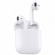 Беспроводные Наушники AirPods для Айфона i7S, i8-Plus (Аирподс, Apple  AirPods ifans Apper, aFans).   с микрофоном для APPLE AirPods  ( айфон  айрподс )  I8 plus
