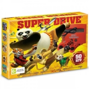 Игровая приставка  Sega Super Drive Kung FU PANDA (сега супер драйв кунг фу панда )