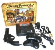 Игровая приставка  Dendy Power 2 (денди повер 2 )