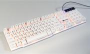 Клавиатура DIALOG KGK-15U, Gan-Kata, белая