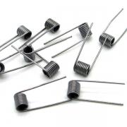 Готовый набор спиралей Coil Master Kanthal A1 0.4 om