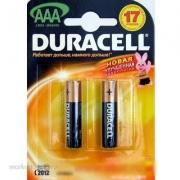 элемент питания Duracell LR03 BL2 tirbo max