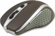 Мышь беспроводная DEFENDER Safari MM-675, коричневая