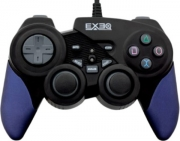 EXEQ (эксео)  BattleGear джойстик для компьютера (PC)(PS2)