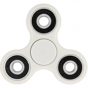Spinner ( Спиннер ) антистресс белый