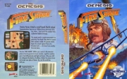 картридж (кассета) на SEGA (сега)  Fire Shark (самолеты)