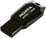 Флеш-накопитель USB  32GB  A-Data  UV100  чёрный