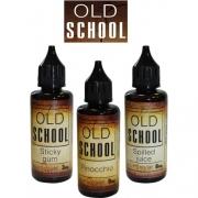 """Жидкость для Электронных сигарет  """"OLD School """" (клубничный коктейль)  Емкость 50 мл, никотин 3  мг"""
