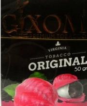 табак для кальяна Gixom ( гиксом ) Guarana flavoured  (Гуарана) 50 ГР.