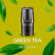 картридж relx classic Green tea 2 ml 3 %