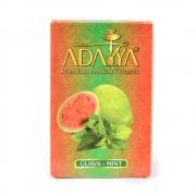 табак для кальяна Adalya (Адалия)  Guava Mint (Гуава и Мята)   50Г