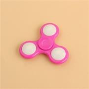 Spinner ( Спиннер ) светящийся антистресс розовый