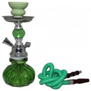 Кальян  Hookah 32 см зелёный