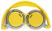 наушники smartbuy tour желтые (гарантия 6 мес)