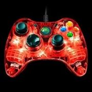 джойстик для Xbox 360 (ИксБокс 360) проводной с подсветкой