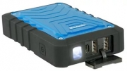 ЗУ Defender ExtraLife Discovery 10400 mAh, 2*USB, 5V/1A + 2,1A (6 мес гарантии)