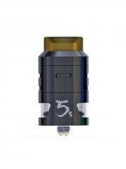 Дрип-атомайзер IJOY RDTA 5s (чёрный/ разноцветный)