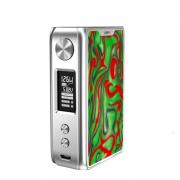 Электронная сигарета Бокс-мод iJoy Shogun JR 126 W 4500 mAh Specter green оригинал