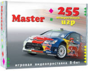 Игровая приставка Dendy Master 255 встр.игр