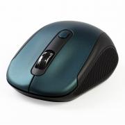 Мышь беспроводная Smart Buy 357AG-FG , зеленная