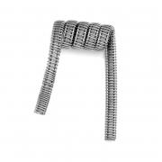 Готовый набор спиралей Clapton Coil 0.4/0.2 [Kanthal] | 0.5/0.2 [Kanthal]