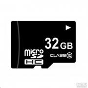 Карта памяти microsd Qumo 32 gb class 10 без адаптера