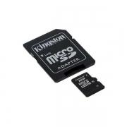 Карта памяти микро SD  - Kingston - с адаптером SD и без