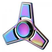 Spinner ( Спиннер ) антистресс металлический прямой