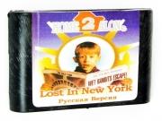 картридж (кассета) на SEGA (сега) Home Alone 2  (Один дома 2)