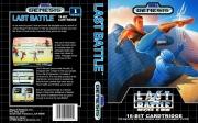 картридж (кассета) на SEGA (сега) Last battle (ласт батл)