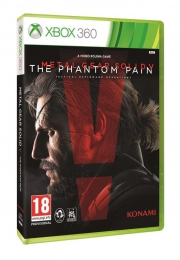 metal gear solid v the phantom pain X-BOX 360