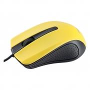 USB мышь (Перфео) perfeo pf-353-op желтая