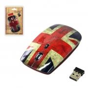Мышь беспроводная Smart Buy 327AG, британский флаг