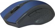 Мышь беспроводная  DEFENDER Accura MM-665 синяя