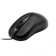 Мышь проводная OXION OMS002BK, чёрная