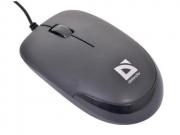 Мышь проводная Defender (Дефендер) MM-010